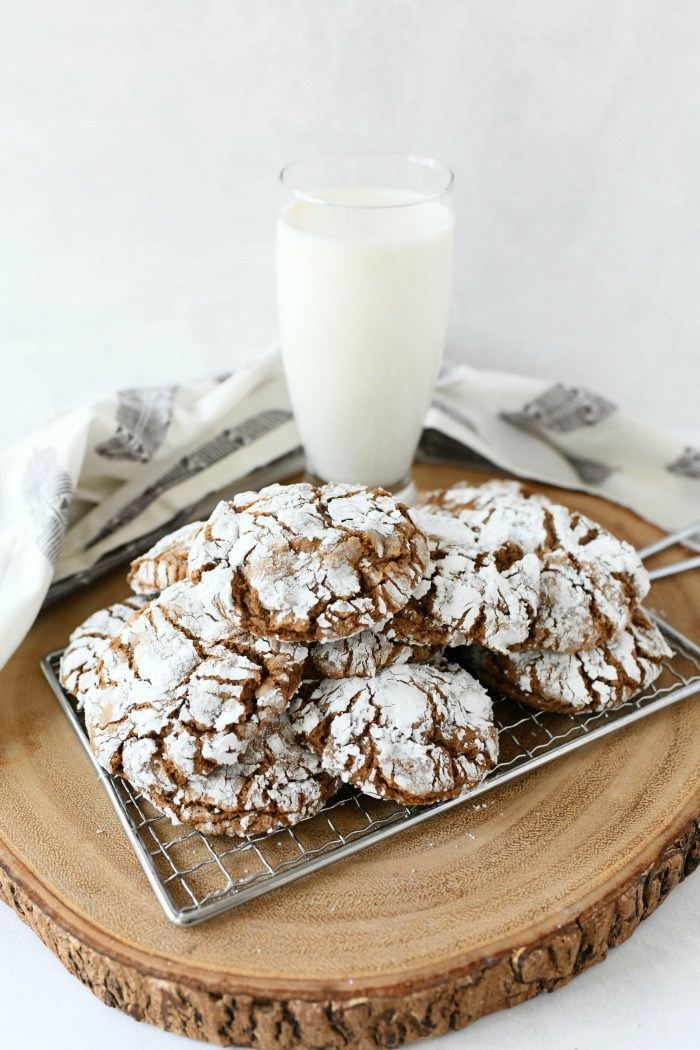 Carrot Cake Mix Cookies