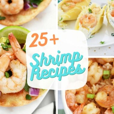 Shrimp Dinner recipe ideas 1