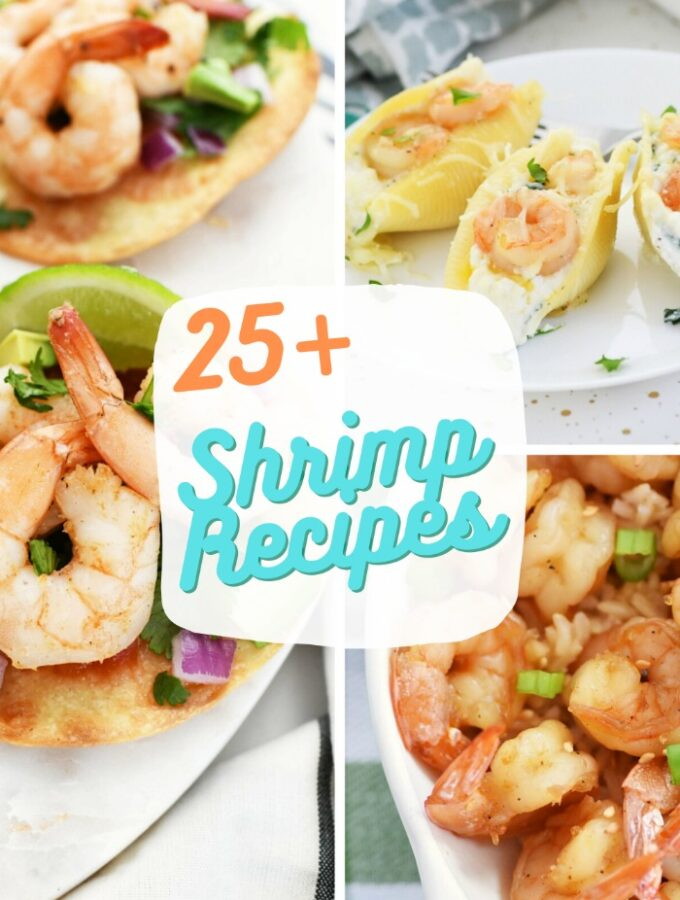 Shrimp Dinner recipe ideas 1