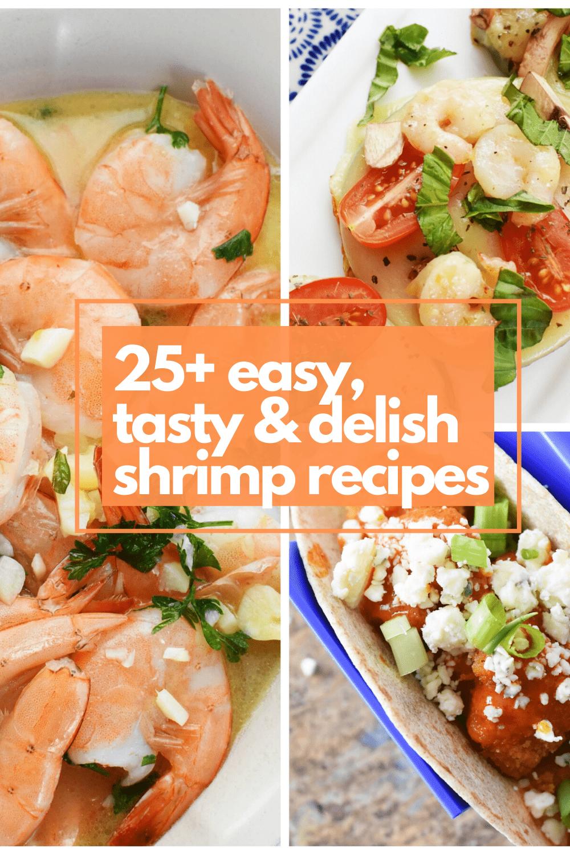 25+ Shrimp Recipe Ideas