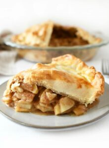 Apple Pie with store bought crust