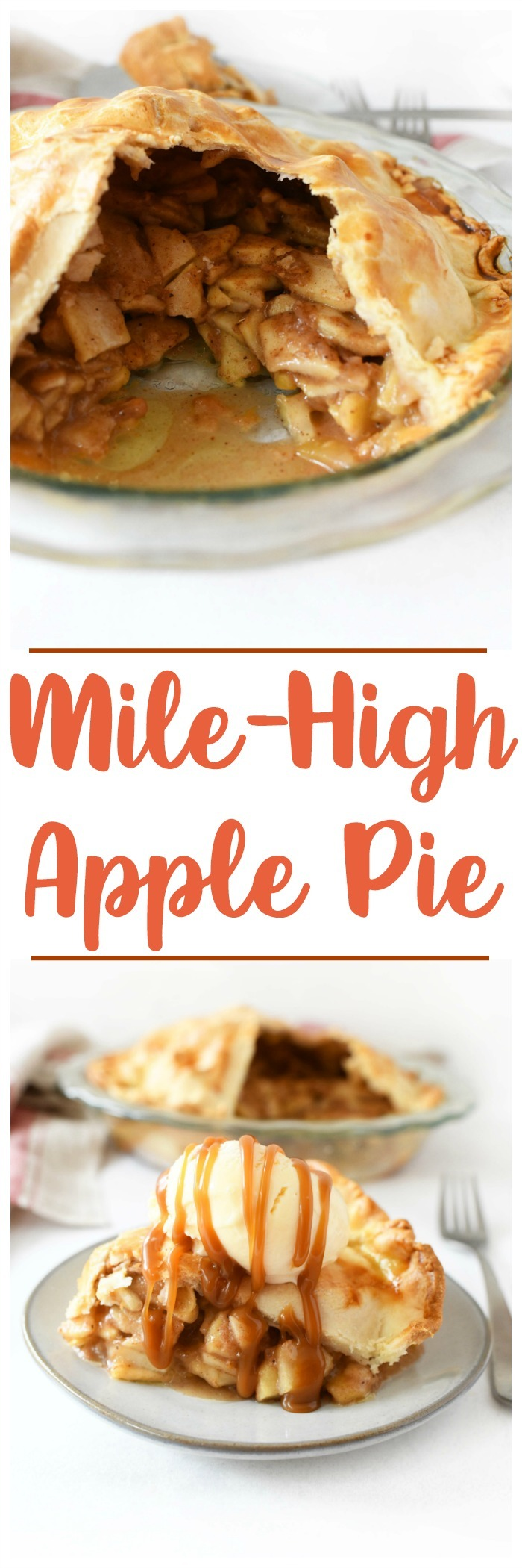 Easy Apple Pie Using Store-Bought Crust