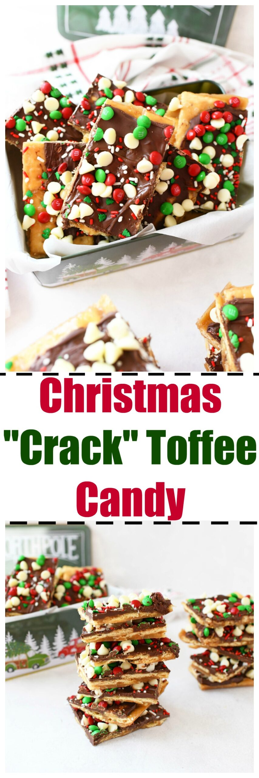 Christmas Crack Recipe
