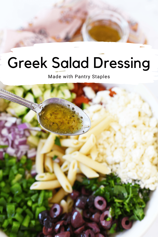 House Greek Dressing Recipe