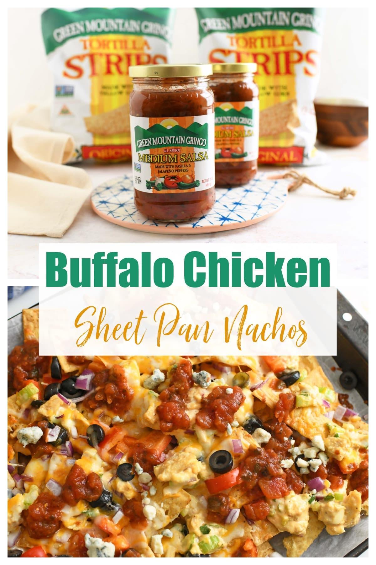 Easy Buffalo Chicken Salad Recipe