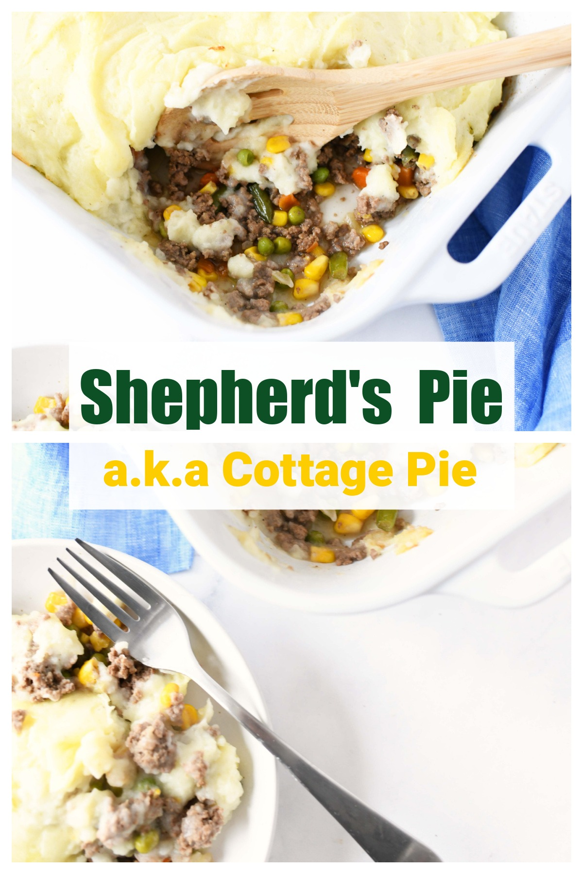 Easy Flavorful Cottage Pie Recipe