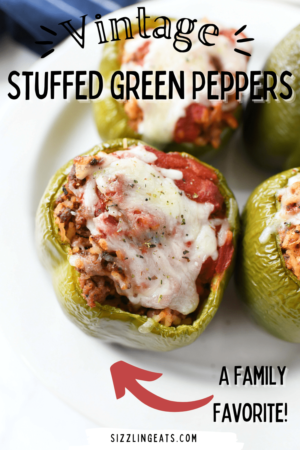The Best Recipe for Stuffed Peppers